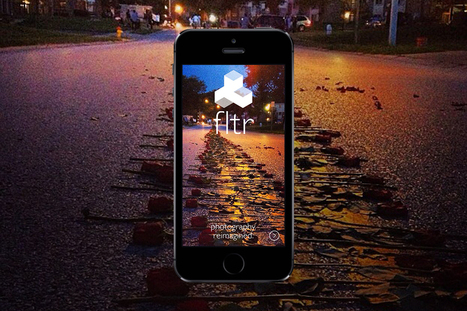 Try out FLTR mobile photography magazine | smartphone photography | Scoop.it