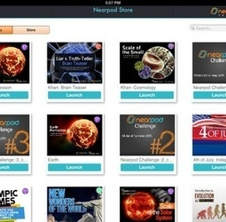 Nearpod's Guides - Published Guides - Snapguide | Teaching with iPad apps | Scoop.it