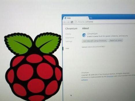 Chromium beta now available for the Raspberry Pi - Liliputing | Raspberry Pi | Scoop.it