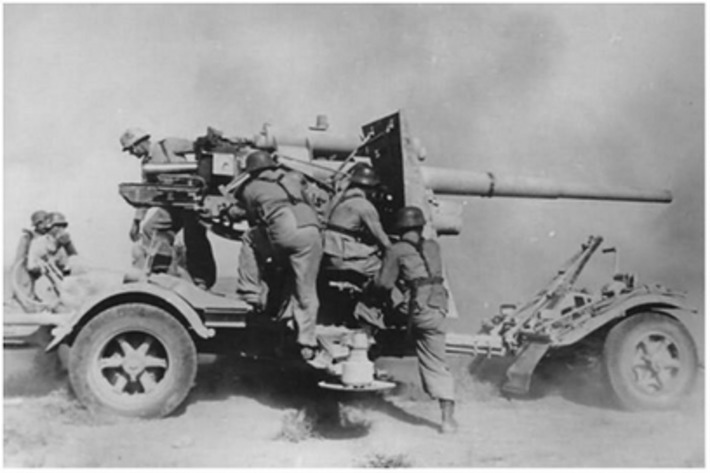 For sale: Complete Original 88mm Flak 36. Probably the Best Known Artillery Piece of World War II | World War 2 Herald | Scoop.it