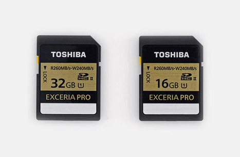 Video Recording: New Lightning-Fast SDHC Memory Cards Recording at 240MB/s Coming This Fall | Backpack Filmmaker | Scoop.it
