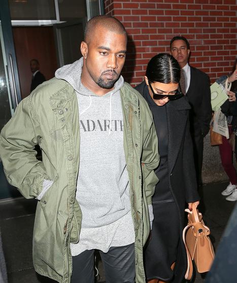 Fini la musique ? Kanye West souhaite se concentrer sur la mode - Closer | Art Danse Théâtre Musique francophone | Scoop.it