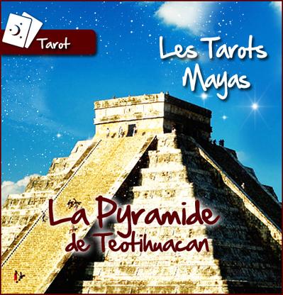 Pyramide de Teotihuacan | Tarot divinatoire | Scoop.it