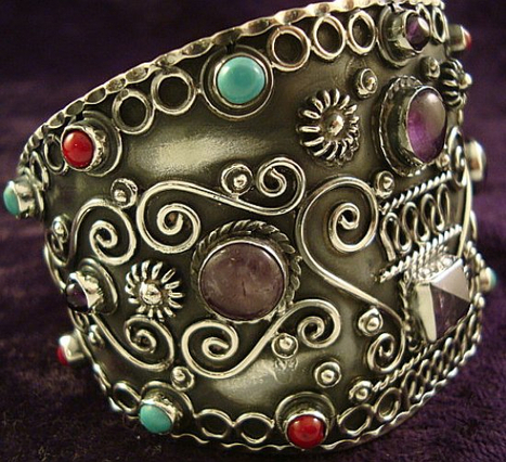 The Industry Cuff | Mexican Silver Store | Taxco.925 Mexican Silver Store | Scoop.it