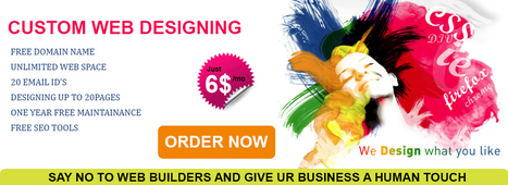 Web designing hyderabad | Nitya Hosting | Scoop.it