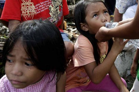 Typhoon Haiyan: Thousands of girls and women left 'painfully vulnerable' to violence | Soup for thought | Scoop.it