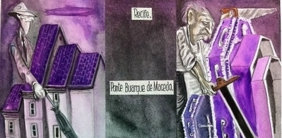 Poema de Augusto do Anjos vira HQ pelas mãos de Miguel - NE10 | The Art of Literature | Scoop.it