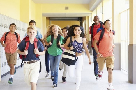 Top 10 skills middle school students need to thrive, and how parents can help | LEARN PLT | Scoop.it