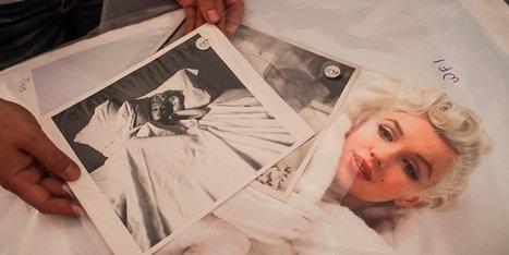 Trésor d'Etat : 4000 photos de Marilyn Monroe exposées en Pologne   Culturebox   Scoop Photography   Scoop.it