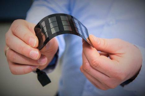 Transformer les objets du quotidien en panneaux solaires | Novae | Energie, énergies renouvelables, solaire, éolien... | Scoop.it