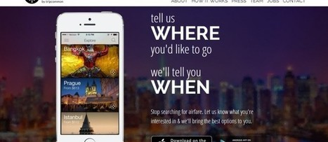Hitlist - a new way to distribute travel | Tecnologie: Soluzioni ICT per il Turismo | Scoop.it
