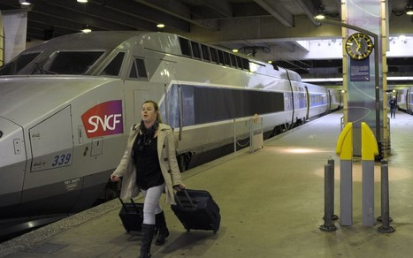 France's SNCF to deploy 'polite police' on trains to tackle bad manners - Telegraph.co.uk | Police Problems and Policy | Scoop.it