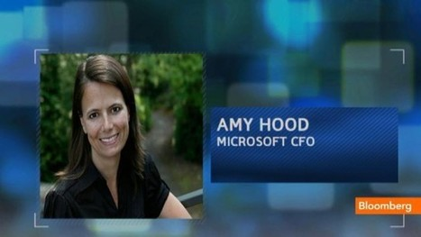 Amy Hood, The New CFO Microsoft - Webmuch | Latest Video Game | Scoop.it