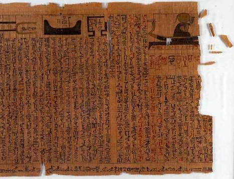 Brooklyn Museum to publish a handbook for the recently deceased | Egyptology and Archaeology | Scoop.it