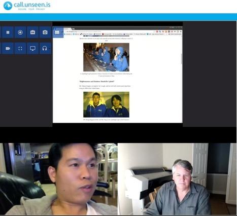 CNA: Invisible: Como hacer Video-Llamadas y Conferencias de forma Anónima y sin dejar rastro | La R-Evolución de ARMAK | Scoop.it