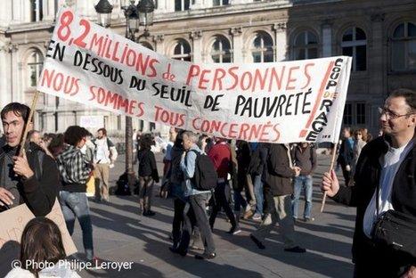 La pauvreté progresse en France … | Bordeaux Gazette | Scoop.it