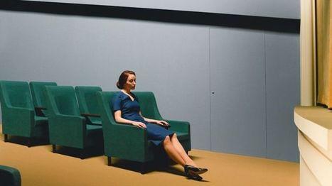 Vidéo : ce film donne vie aux peintures de Edward Hopper | Instants Femmes | Scoop.it