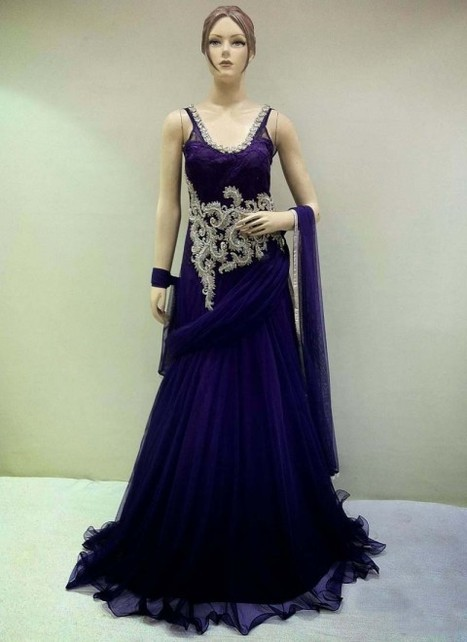 Buy indowestern dresses and wedding gowns onlin for Buying wedding dress online