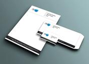 Tutorial for designing letterhead and envelope in illustrator. | Printing | Scoop.it