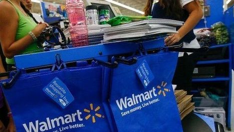 Can Walmart survive China's slowdown? - BBC News | China Pre-U | Scoop.it