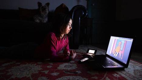 Au Royaume-Uni, les enfants passent plus de temps sur Internet que devant la télé | Video_Box | Scoop.it