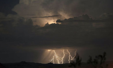 Weatherwatch: Where will the lightning strike next? | Media | Scoop.it