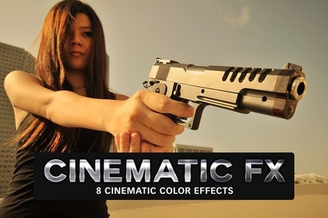 Download 8 Cinematic FX Photoshop Actions | The Official Photoshop Roadmap Journal | Scoop.it