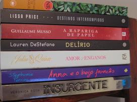 Pedacinho Literário: Adding to the Pile (7)   Ficção científica literária   Scoop.it
