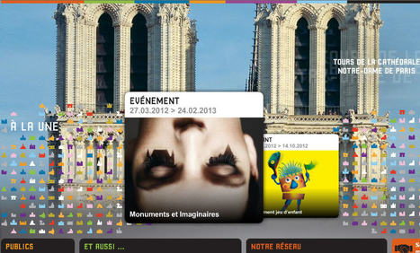 Centre des monuments nationaux  - Exploitations pédagogiques | FRENCH and much more... | Scoop.it