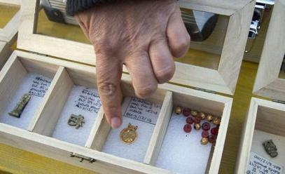 Hallan tumbas púnicas, fenicias y romanas en el solar de la subdelegación del Gobierno en Cádiz | Asociación Pensamiento y Cultura de la Antigüedad | Scoop.it