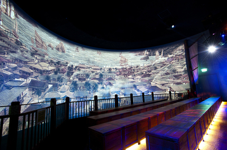 Typhoon Theatre at the Maritime Experiential Museum in Singapore | Electrosonic Solutions – Asia | Michael P. Tedford | Scoop.it