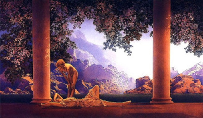 The Art of Maxfield Parrish | For Art's Sake-1 | Scoop.it