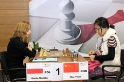 Chess will have new Women World Champion   Chessdom   Chess on the net   Scoop.it