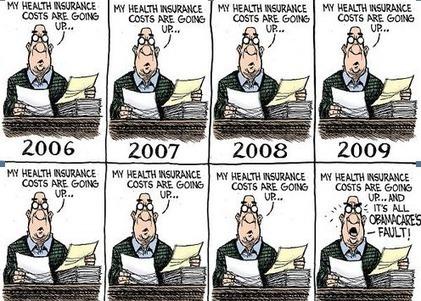 Twitter / HealthCareTara: Great cartoon on health costs ... | Telehealth | Scoop.it
