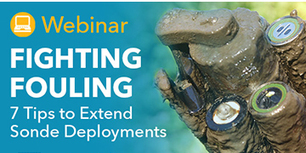 7 Tips to Fight Fouling and Extend Water Quality Sonde Deployments | Webinar Invite | Water quality | Scoop.it