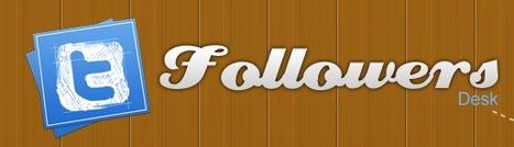 FollowersDesk, outil de follow / unfollow groupé | je sais pas | Scoop.it