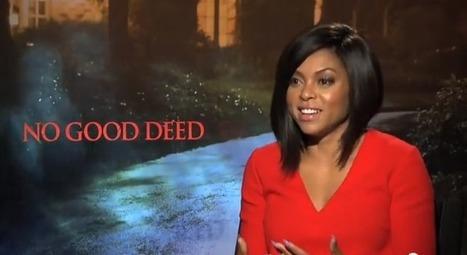 Taraji Henson on hurting Idris Elba's feelings, talks Michael Brown shooting - Rolling Out | Entertainment | Scoop.it