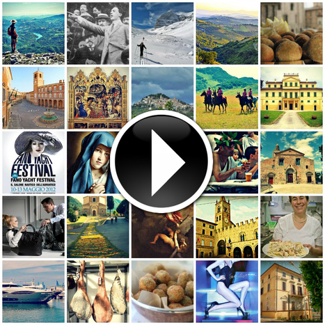 Free Le Marche Videos: Beautiful Pictures of everything makes Le Marche through Video | Le Marche another Italy | Scoop.it
