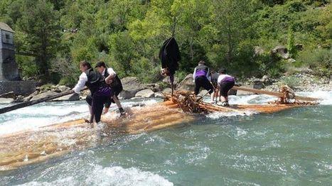 Les Nabateros du Sobrarbe en action ... | Vallée d'Aure - Pyrénées | Scoop.it