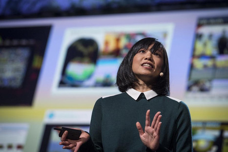 Finding ways to let the story tell itself: Jacky Myint at TED2013 | Transliterate | Scoop.it