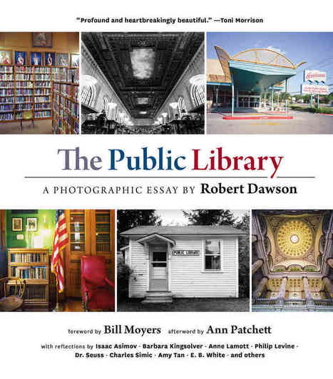 Architecture of Knowledge: A Photographic Survey of America's Libraries | Information Science and LIS | Scoop.it