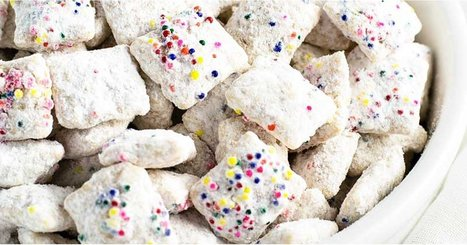 These Puppy Chow Recipes Come With a Side of Nostalgia | ♨ Family & Food ♨ | Scoop.it
