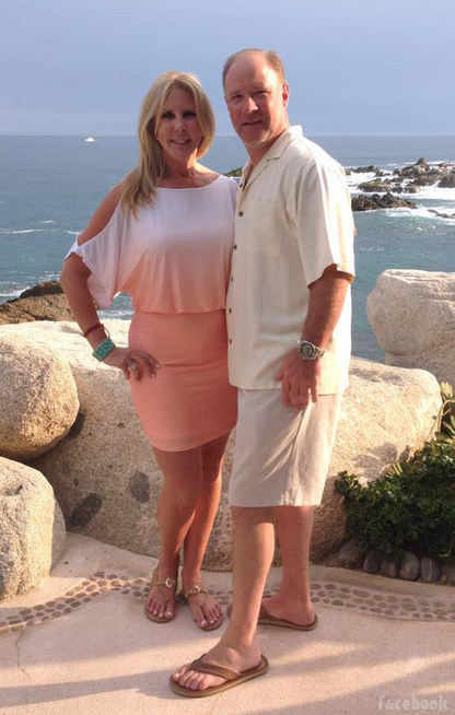 PHOTO Are Vicki Gunvalson and Brooks Ayers still together? | Cabo San Lucas | Scoop.it