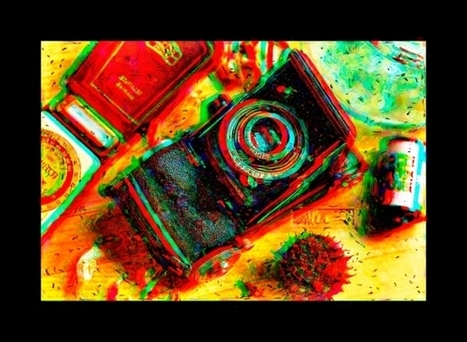 Wild Anaglyph Paintings - Stereo 3D   Pixiq   3D Eye Candy   Scoop.it