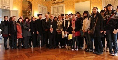 Lycée Alain : 25 correspondants chinois , Alençon 28/01/2012 - ouest-france.fr   Revue de presse du lycée Alain   Scoop.it