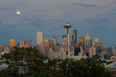 Seattle needs a new nickname, but please no Silicon! - GeekWire | Future Silicon Valley is in.... | Scoop.it