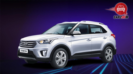 Hyundai launches Creta S+ Diesel automatic in India at Rs. 13.56 lakhs | I can explain it to you, but I can't understand it for you. | Scoop.it