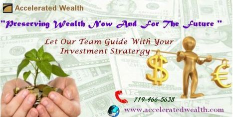 Manage Your Wealth By Opting Wealth Management Services | Accelerated wealth | Scoop.it