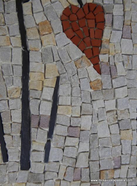 Opus Tessellatum: Textura en un mosaico teselado. | Mundo Clásico | Scoop.it