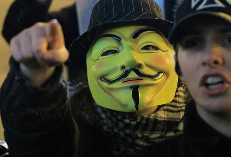 Royaume-Uni: des hackers bloquent le «Home Office» pour protester contre un projet de loi de surveillance   Union Européenne, une construction dans la tourmente   Scoop.it